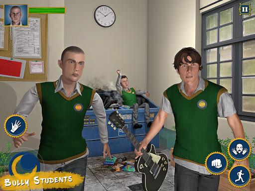 High School Gangster apkpoly screenshots 14