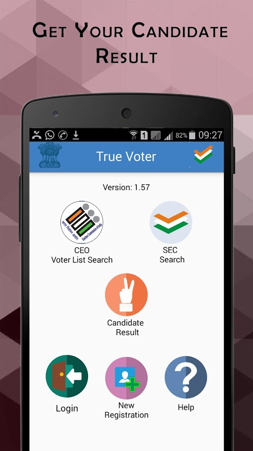 True Voter- screenshot