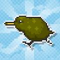 Flying Kiwi - Dot Swipe Action