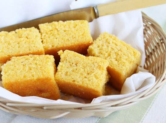 Ellen's Sweet Cornbread Recipe
