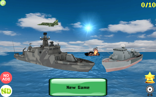 Sea Battle 3D PRO  gameplay | by HackJr.Pw 9