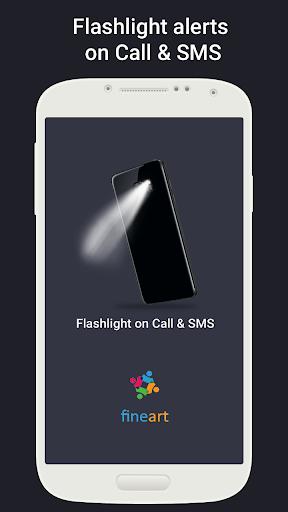 Flash on Call and SMS screenshot 4