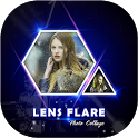Lens Flare Photo Collage icon