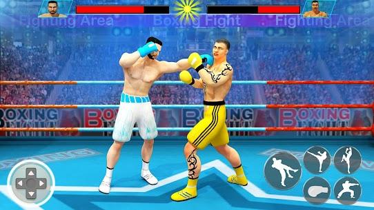Ninja Punch Boxing Warrior: Kung Fu Karate Fighter 3.1.2 Mod + Data Download 3
