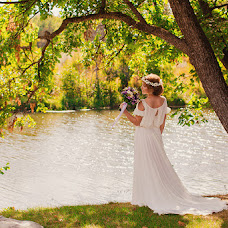 婚礼摄影师Iveta Urlina(sanfrancisca)。28.01.2015的照片