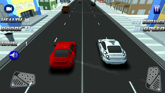 Car Racing Mania 3D screenshot 2