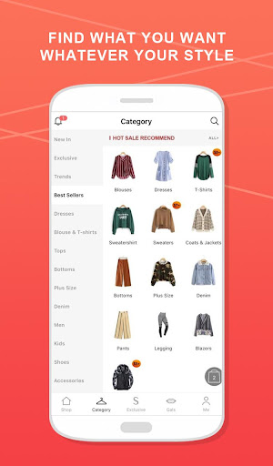 SHEIN-Fashion Shopping Online 6.3.4 screenshots 2