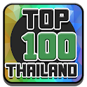 New Joox - Top 100 Thailand Songs Chart icon