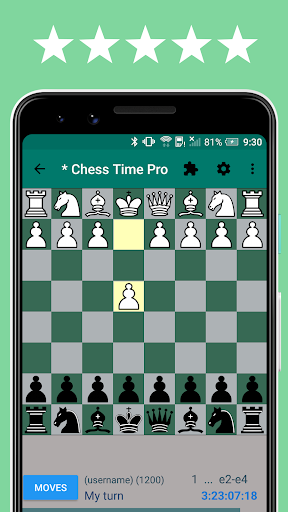 Chess Time® -Multiplayer Chess 3.4.2.67 screenshots 1