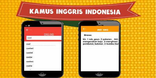 Kamus Inggris Indonesia Pro