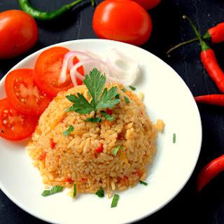 One Pot Gambian Benachin Rice
