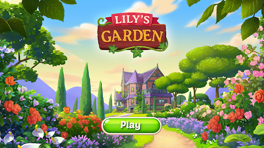 Lily's Garden Mod Apk 1.63.1 (Unlimited Coins + Unlimited Stars) 7