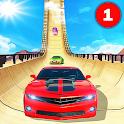 Car Stunts New Games: Mega Ramp Car Racing Game icon