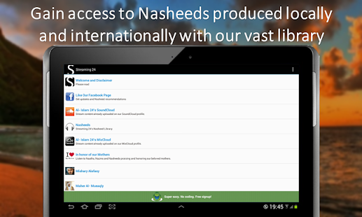 NashStream- screenshot thumbnail