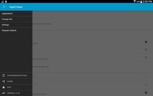 PurifEYE AppaTropas AppLock 291 Screenshots 11
