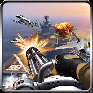 Navy gunship gunner for PC and MAC