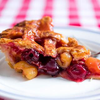 Fresh Cherry Pie Filling