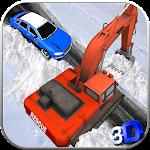 Snow Rescue Excavator Sim 1.2 Apk