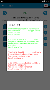TOEFL Practice Test- screenshot thumbnail