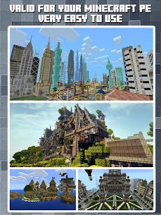 Maps for Minecraft PE- screenshot thumbnail