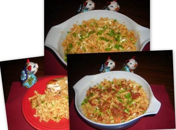 Thai Pasta Salad Recipe
