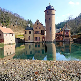 by Harold Stoler - Buildings & Architecture Public & Historical ( reflections, castle, travel photography )