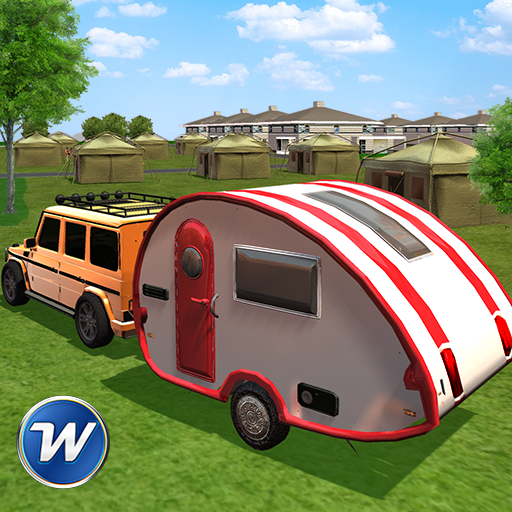 Camper Van Trailer Truck Driving Simulator file APK for Gaming PC/PS3/PS4 Smart TV
