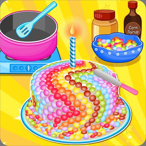 休闲のキャンディケーキ・メーカー LOGO-記事Game