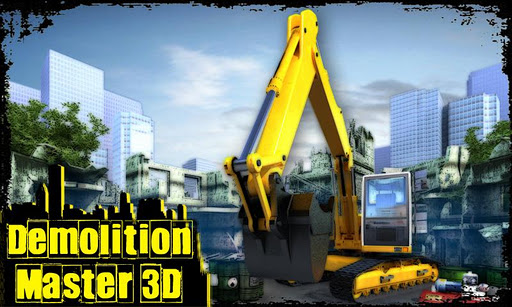 Demolition Master 3D Free screenshot 6