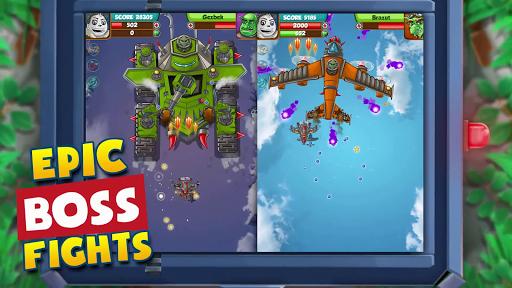 Panda Commander - Air Fighter : Airplane Shooting