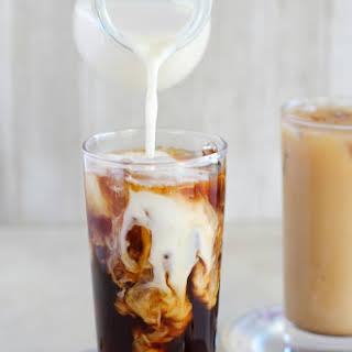 Vanilla Cold Brew Coffee.