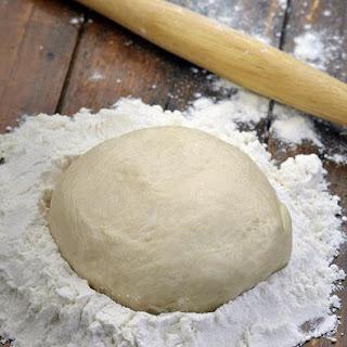Fresh Pasta Dough, Homemade Pasta Dough.