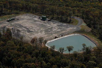 Photo: Loyalsock State Forest, Flyover - PA 2013. Photo by Pete Stern