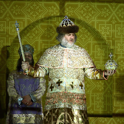In review: Boris Godunov