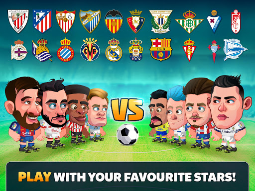 Head Soccer La Liga 2017 screenshot 12