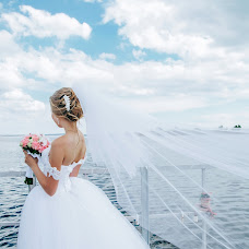 Wedding photographer Anna Botova (arcobaleno). Photo of 28.08.2017