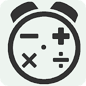 Alarm Clock By Math Solving