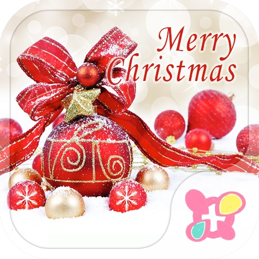 个人化のCute wallpaper-Merry Christmas LOGO-記事Game