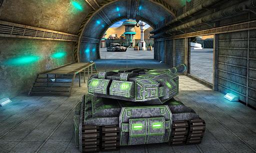 Tank Future Force 2050 APK 1.5 screenshots 1