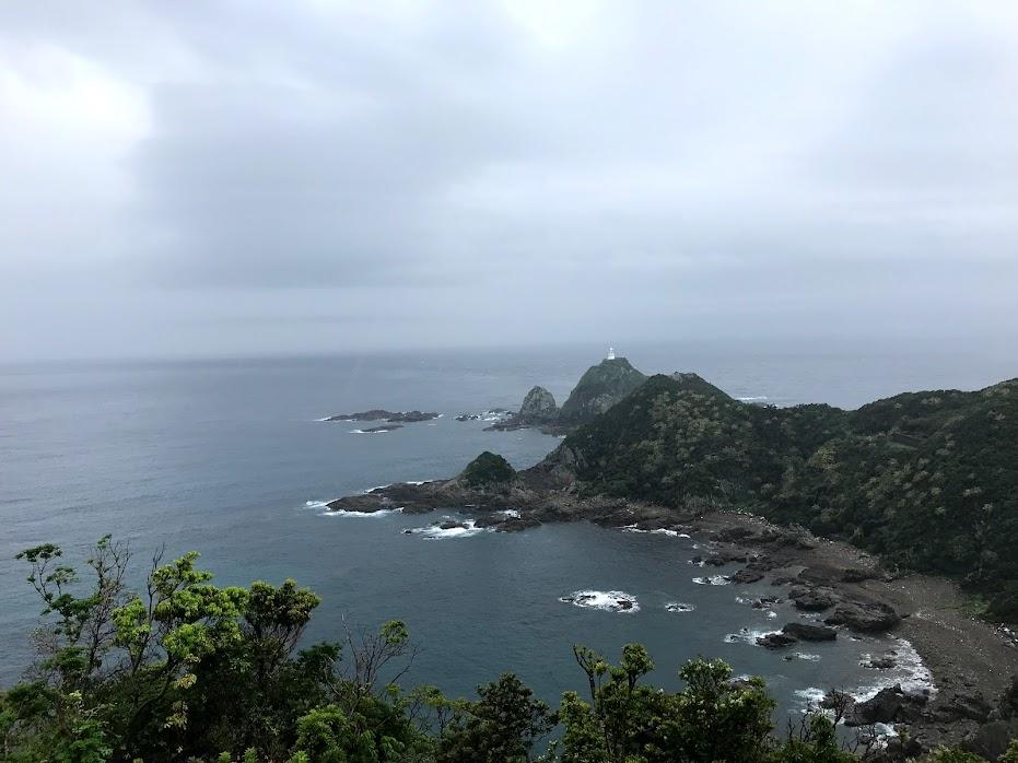 鹿児島県佐多岬