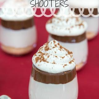 No-Bake Nutella Cheesecake Shooters