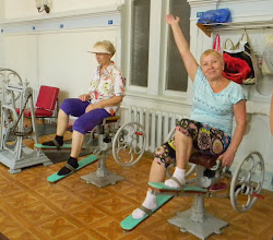 Photo: современные курортники с удовольствием осваивают лечебные аппараты времен наших прабабушек) #чудесаставрополья #блогтур