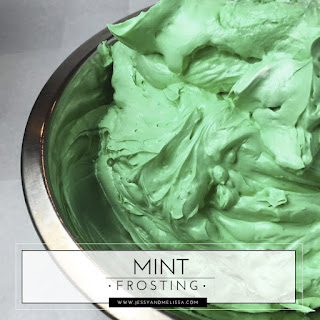 Mint Frosting.