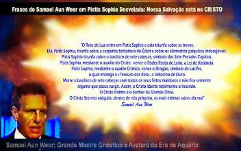 Foto: PISTIS SOPHIA é o evangelho mais sagrado dos cristãos gnósticos primitivos. . NOSSA SALVAÇÃO ESTÁ NO CRISTO! VIVA O CRISTO!!! .