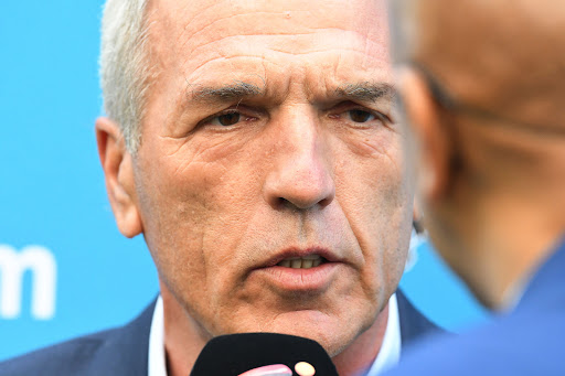 'It was definitely a hectic game'' says Chiefs coach Middendorp after derby win