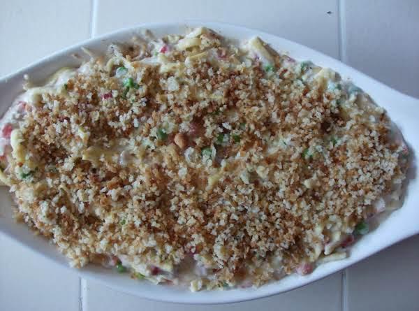 Tuna Mac & Cheese Casserole Recipe