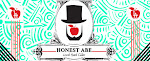 Logo of Honest Abe Cidery Abe Five-O Pineapple