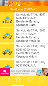 TAXIcall screenshot 1
