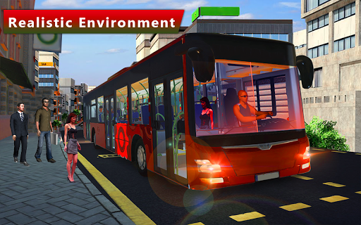 Passenger Bus Simulator City Coach 1.1 screenshots 5