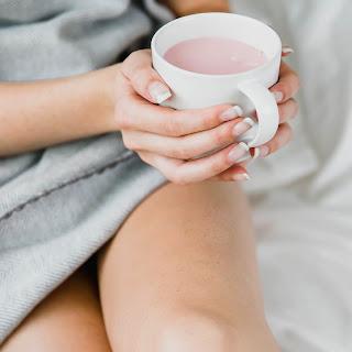 Cosy Cardamom Rose Latte Recipe